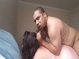 insane fat nymph takes
