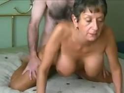 mature nice body taking