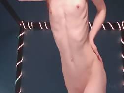 super skinny solo girl