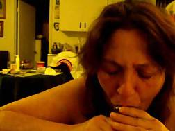 cheating wifey blowing &