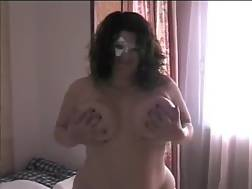 Bbw amateur with