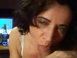 mother blowjob younger pecker