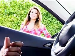 Porn In Car