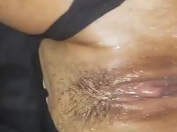 ejaculating anal finger