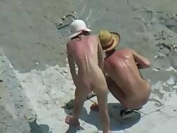 nude caught penetrating cam