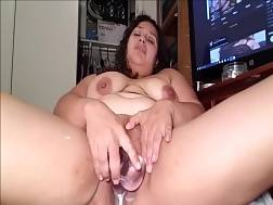 fat lonely mom strips