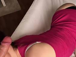 wonderful mother sucks panties