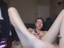 petite babe gets please