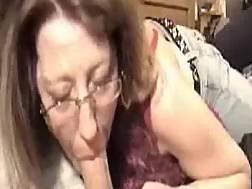 mature wifey deepthroats amazing