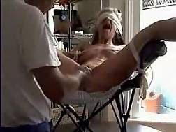 orgasms abused wife