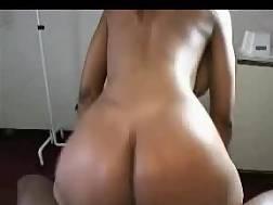 sappy round black ass