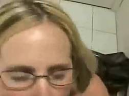 nasty mom glasses blows