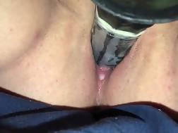 kinky girl drills cunt