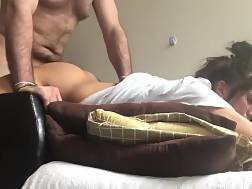 amazing girl gets pussy
