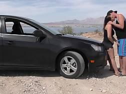 horny hottie gets fucked