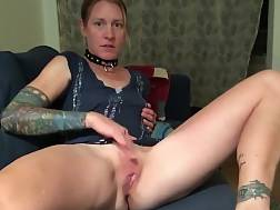 tattooed sweetie drills vagina