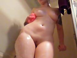 nymphs showering