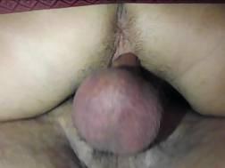 orgasm creampie