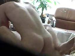 making cum hidden camera