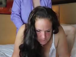 horny mature girl gets