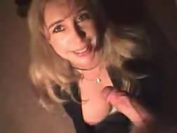 mature housewife enjoys sperm