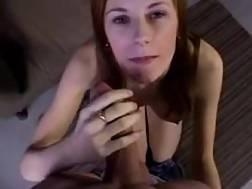 sexual redhead blowjob monster