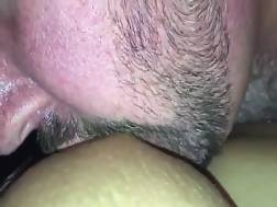 nasty dude blowing huge
