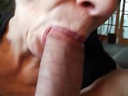 whore mom bj penis