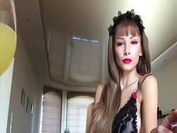 gorgeous woman strips seethrough