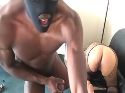 black fucker woman real