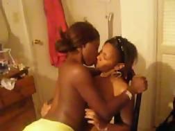 boobed dark skinned teens