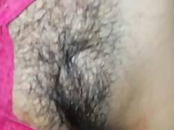 hairy snatch panties covered