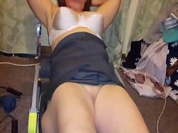 lady bra front naughty