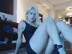 sexual blondie high heels
