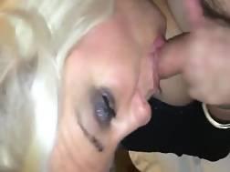 blondie mother blowing wanking