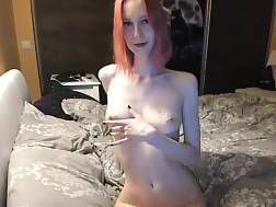 petite redhaired makes fine