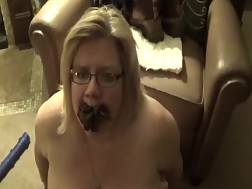 fat needs nude gagged