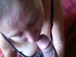 mature prostitute adores blowjob