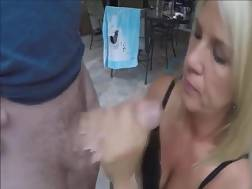 naughty mother bj takes
