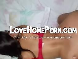 homemade clip penetrating girlfriend