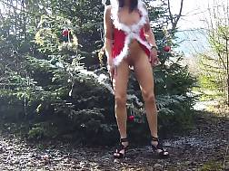 wifey flashing naked outdoor