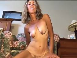 lighthaired mom amazing masturbation