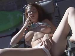 filmed horny busty nextdoor