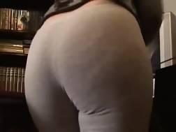 huge butt house