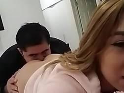 hispanic teenager ass pussy