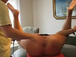 mature slave getting fisted