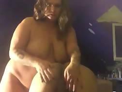 amateur fat chick bends