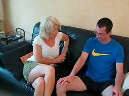 sexy german milf rectal