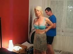 sexy german milf rectal
