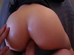 penetrate cum deep butthole